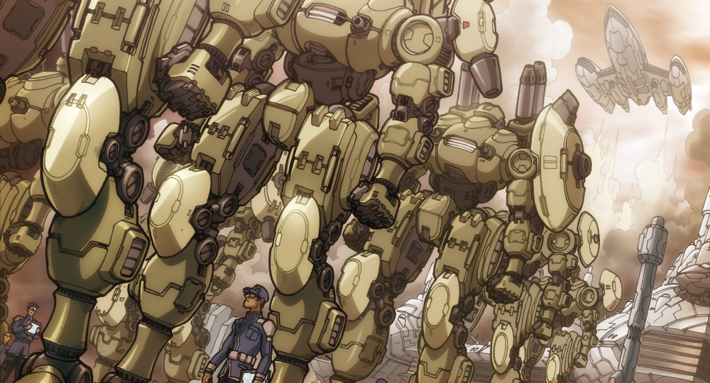 Armarauders Story Part 5